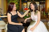 Mẹ Trà My 'Vợ ba': 'Không dám nhìn con đóng cảnh ân ái đêm tân hôn'
