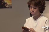 Về nhà đi con - Tập 26: Đọc tin nhắn giục phá thai của Vũ, Dương ra tay trả thù thay chị