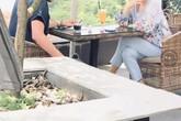 Lộ ảnh Thu Quỳnh phì phèo điếu thuốc cạnh Tuấn Tú, My Sói sắp