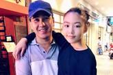 Con gái MC Quyền Linh - thiếu nữ 14 tuổi cao gần 1m7 và nhan sắc được kỳ vọng là hoa hậu tương lai