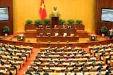 Chính thức khai mạc kỳ họp thứ 7, Quốc hội khóa XIV