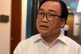 Bí thư Thành ủy Hà Nội Hoàng Trung Hải nói gì về vụ Nhật Cường Mobile
