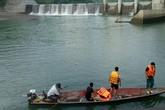 Nghệ An: Thủy điện xả nước gây lật thuyền, 1 người tử vong