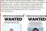 Tên tội phạm Mỹ hứa ra đầu thú nếu bài đăng truy nã hắn được 15.000 likes trên Facebook
