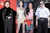 Bạn gái Quách Ngọc Ngoan thành 'thảm họa thời trang' ở Cannes vì quá phô trương hàng hiệu