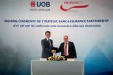 """Prudential Việt Nam """"bắt tay"""" UOB Việt Nam mở rộng mô hình Bancassurance"""