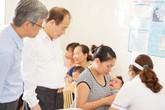 14.000 trẻ được tiêm vaccine mới miễn phí, chỉ ghi nhận phản ứng nhẹ sau tiêm