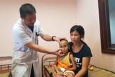 """Kỳ lạ căn bệnh khiến cậu bé 5 tuổi bị """"rò rỉ"""" dịch não, kết thành u to như quả ổi trên mũi"""