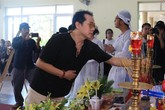 NSƯT Thành Lộc: 'Anh Lê Bình ra đi, tôi mừng hơn là buồn'