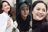 """Vẻ ngoài khác nhau một trời một vực của 3 cô con gái nhà ông Sơn trong """"Về nhà đi con"""""""