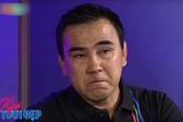 MC Quyền Linh rơi nước mắt kể về thời khuân vác, nhặt rau củ bỏ đi ở chợ