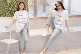 5 cách phối áo thun cá tính cho bạn gái diện suốt mùa hè