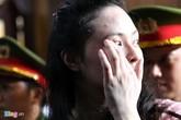 Nhan sắc hot girl Ngọc Miu thay đổi 'chóng mặt' khi hầu tòa xử trùm ma túy Văn Kính Dương