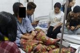 Nữ sinh cấp 3 ở Quảng Ninh bị nhóm bạn đánh hội đồng nhập viện