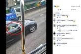 Thản nhiên cúi xuống 'mây mưa' khi bạn trai đang lái xe, cô gái khiến người đi đường sốc nặng