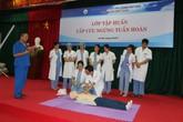 45 phút nghẹt thở giành sự sống cho nữ bệnh nhân bị ngừng tuần hoàn đột ngột