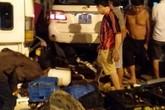 Khởi tố vụ thiếu úy CSGT tông chết người trên vỉa hè