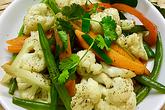 Bông cải xào ớt chuông bổ dưỡng