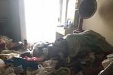 """Để phòng trọ như bãi rác suốt 7 năm, cô nàng tomboy bị chủ nhà """"đuổi thẳng"""" khi mở cửa"""