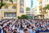 Hơn 4.100 sĩ tử Sài Gòn 'đua' vào lớp 6 trường chuyên