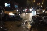 Sơn La: 2 ô tô đối đầu khiến 3 người bị thương nặng