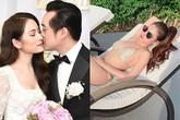 Đám cưới chồng già - vợ trẻ: Lộ khoản đầu tư 'khủng' của Dương Khắc Linh dành cho cô dâu đẹp như hoa hậu