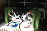 Lạng Sơn: Thu giữ lượng lớn nầm lợn thối sắp tới tay thực khách