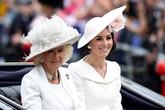 Bà Camilla bức xúc với con dâu cả nhưng cũng đành chịu thua bởi Công nương Kate quá