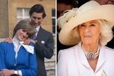 Camilla thuyết phục Thái tử Charles cưới Diana