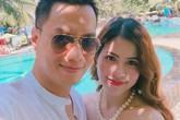"""Diễn viên Việt Anh lần đầu lên tiếng về sự xuất hiện """"người thứ 3"""""""