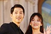 Song Joong Ki, Song Hye Kyo ly dị