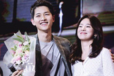 """Tài sản chung của Song Hye Kyo và Song Joong Ki lên đến con số """"không thể tưởng tượng được"""""""