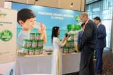 Vinamilk là đại diện duy nhất của châu Á trình bày về xu hướng Organic tại hội nghị sữa toàn cầu 2019 tại Bồ Đào Nha