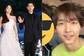 Song Joong Ki dằn vặt vì vợ muốn ly dị