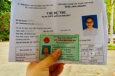 Nữ sinh bị trộm khoắng hết tài sản, chừa mỗi thẻ dự thi THPT Quốc gia