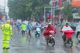 Miền Bắc và miền Trung sắp đón mưa dông sau những ngày nắng đổ lửa