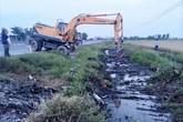 Hải Phòng: Lộ danh tính nghi phạm đổ chất thải độc hại ra mương nước khiến người phụ nữ bị bỏng nặng