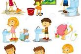 Dành cho cha mẹ: Mẹo hay khuyến khích con làm việc nhà