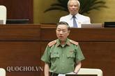 Bộ trưởng Tô Lâm: Chưa thấy dấu hiệu bỏ lọt tội phạm vụ gian lận thi cử tại Sơn La