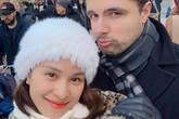 Siêu mẫu Phương Mai lộ vòng hai lớn sau tiết lộ chuẩn bị làm đám cưới với bạn trai tây