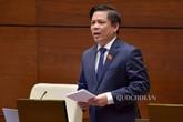 Bộ trưởng Nguyễn Văn Thể: Tăng độ khó và cho rớt ngay trong một số tình huống sát hạch lái xe