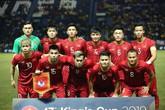 """Thua Curacao trên loạt """"đấu súng"""", đội tuyển Việt Nam xếp thứ 2 King's Cup"""