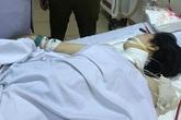 Nước mắt người mẹ có con gái bị chồng dùng dao cứa cổ
