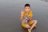 Bé trai lớp 3 mất tích được tìm thấy tử vong dưới sông