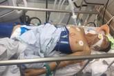 Hoàn cảnh thương tâm của người đàn ông nguy kịch vì điện giật, mẹ già cùng 3 đứa con bệnh tật không tiền điều trị