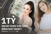 """Mỹ nhân Việt thi nhau """"khoe"""" chiến tích được đại gia mời chào bao nuôi: Đừng biến những cuộc ngã giá tình - tiền thành chiêu trò đánh bóng bản thân"""