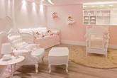 Phòng ngủ dành riêng cho cô công chúa nhỏ khiến người lớn chỉ muốn bé lại