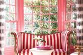 Màu hồng là lựa chọn hoàn hảo nếu bạn muốn sơn lại nhà, bạn sẽ bất ngờ khi thấy kết quả