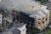 Kinh hoàng: Xưởng hoạt hình Nhật bị phóng hỏa, ít nhất 10 người chết