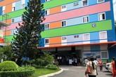 Bệnh viện Nhi Đồng 1 xây mới 3 khối nhà điều trị kinh phí gần 2.000 tỷ đồng